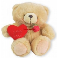 Forever Friends 12 Inches Height (Holding Heart)